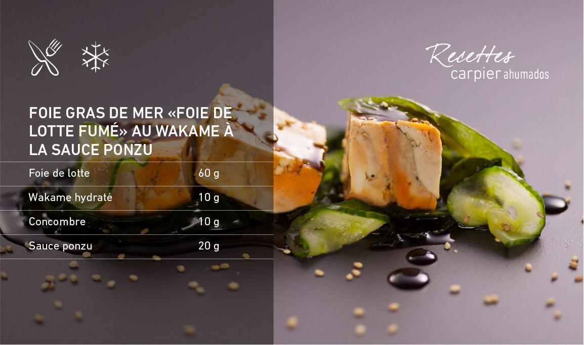 Foie gras de mer